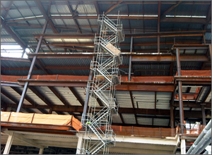 Stair Tower Scaffolding Systems Alabama